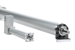 Ram-Style Actuators from hunt valve