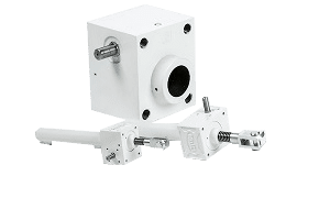 Hunt Valve Actuators - Cubic Screw Drives
