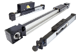 Rod-less Actuators